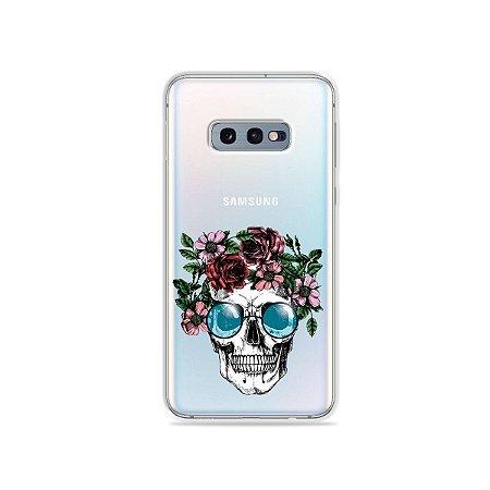 Capa para Galaxy S10e - Caveira