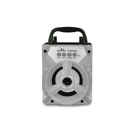 Mini Caixa de Som Bluetooth Metalizada - 99Capas
