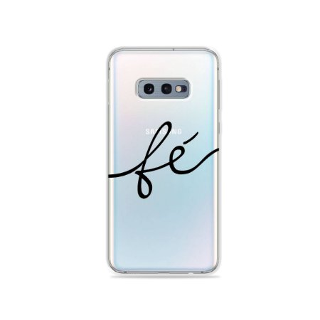 Capa para Galaxy S10e - Fé