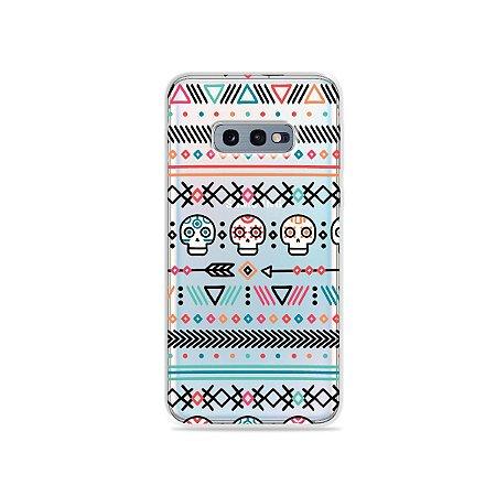 Capa para Galaxy S10e - Tribal