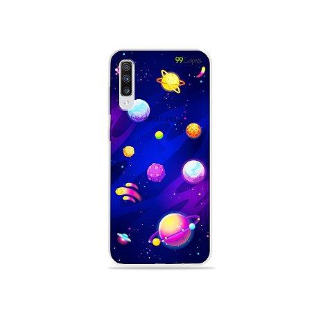Capa para Galaxy A70 - Galáxia