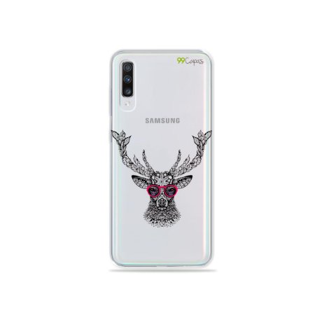 Capa para Galaxy A70 - Alce Hipster