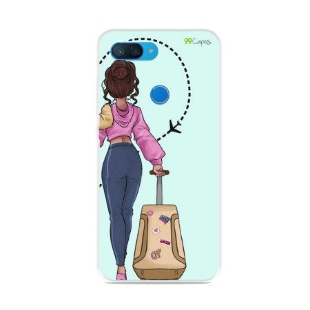 Capa para Xiaomi Mi 8 Lite - Best Friends 2