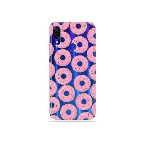Capa para Xiaomi Redmi Note 7 - Donuts
