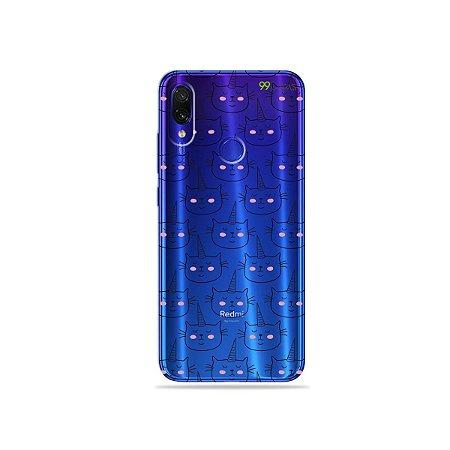 Capa para Xiaomi Redmi Note 7 - Catcorn