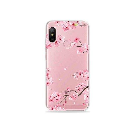 Capa para Xiaomi Redmi Note 6 - Cerejeiras