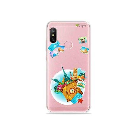 Capa para Xiaomi Redmi Note 6 - Memórias