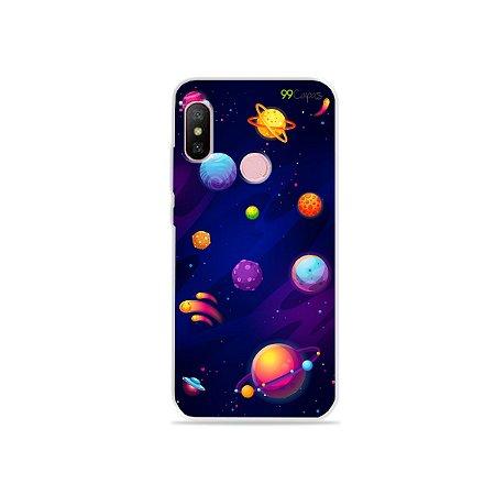 Capa para Xiaomi Redmi Note 6 - Galáxia
