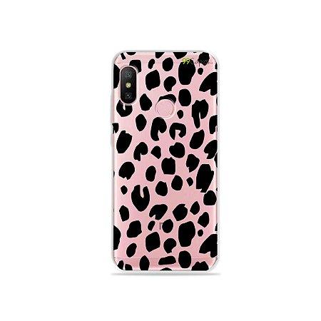 Capa para Xiaomi Redmi Note 6 - Animal Print Basic