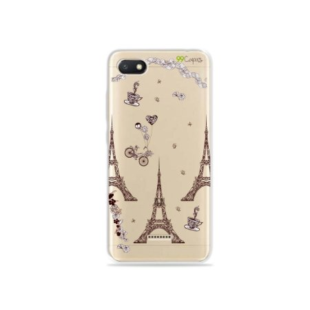 Capa para Xiaomi Redmi 6A - Paris