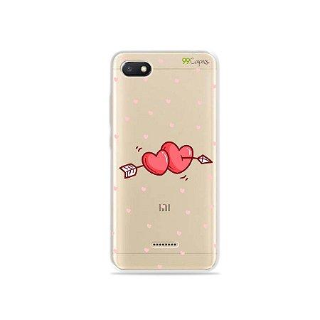 Capa para Xiaomi Redmi 6A - In Love