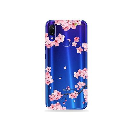 Capa para Xiaomi Redmi Note 7 - Cerejeiras