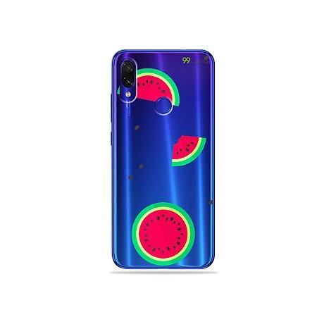 Capa para Xiaomi Redmi Note 7 - Melancias