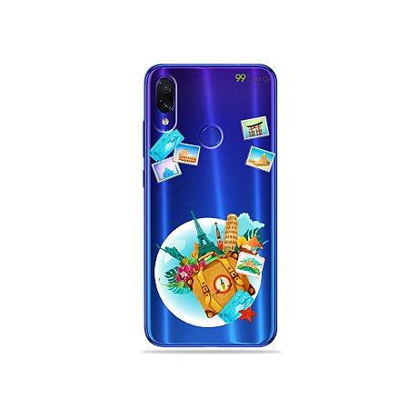 Capa para Xiaomi Redmi Note 7 - Memórias
