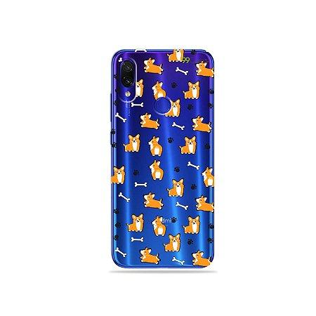 Capa para Xiaomi Redmi Note 7 - Cãozinho