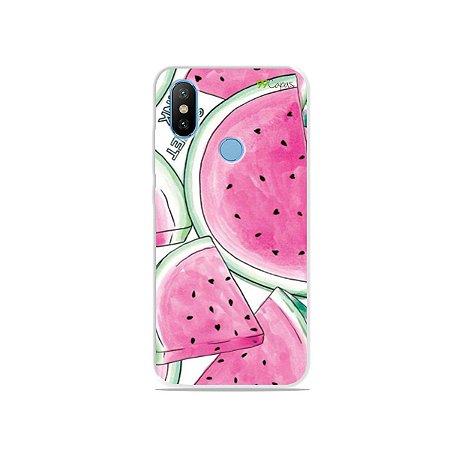 Capa para Xiaomi Mi 8 - Watermelon