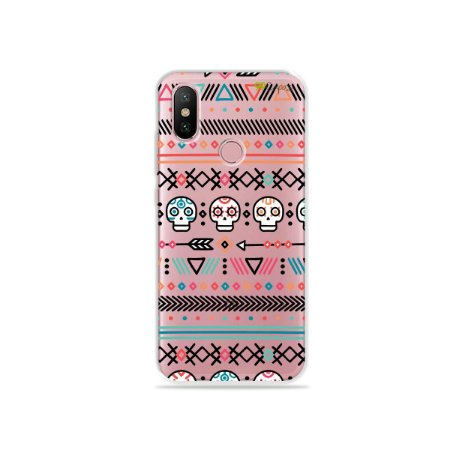 Capa para Xiaomi Mi A2 - Tribal