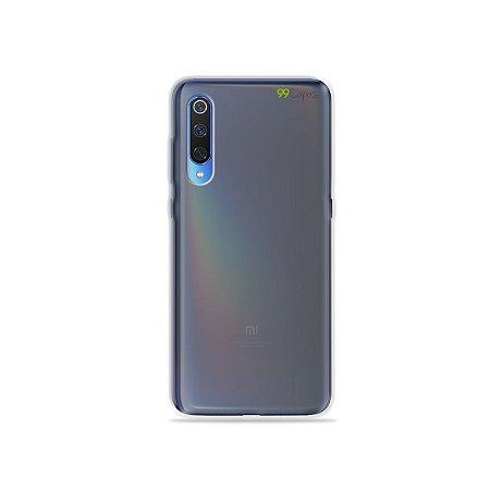 Capa Fumê para Xiaomi Mi 9 {Semi-transparente}