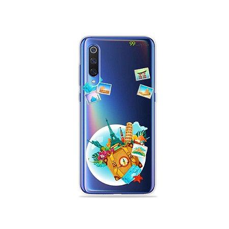 Capa para Xiaomi Mi 9 - Memórias