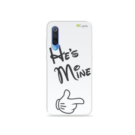 Capa para Xiaomi Mi 9 - He's Mine