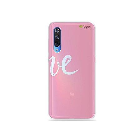 Capa para Xiaomi Mi 9 - Love 2