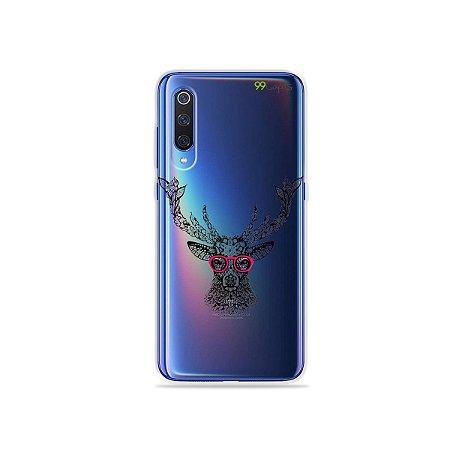 Capa para Xiaomi Mi 9 - Alce Hipster