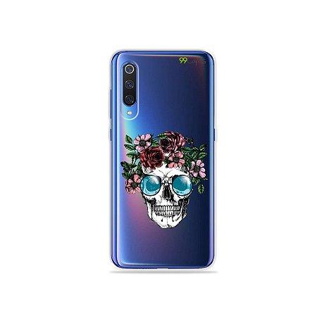 Capa para Xiaomi Mi 9 - Caveira
