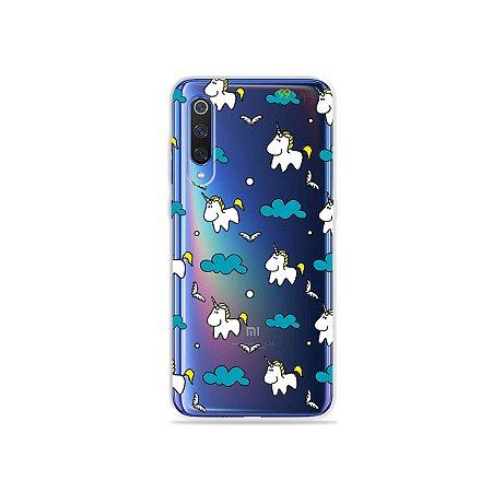 Capa para Xiaomi Mi 9 - Unicórnios