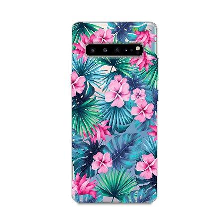 Capa para Galaxy S10 - Tropical