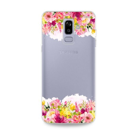 Capa para Galaxy J8 - Botânica