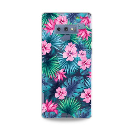 Capa para Galaxy Note 9 - Tropical