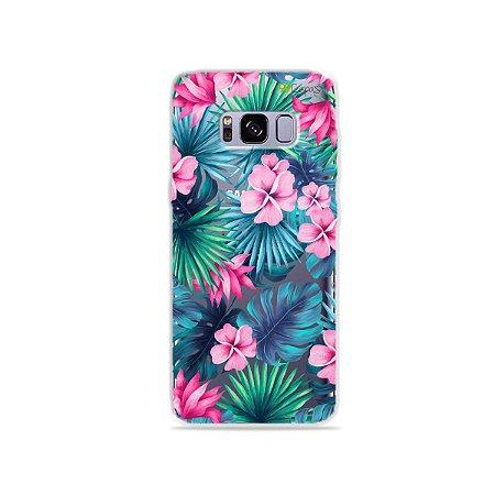 Capa para Galaxy S8 - Tropical