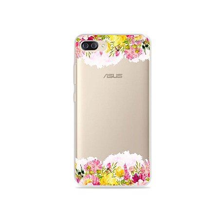 Capa para Zenfone 4 Max - Botânica