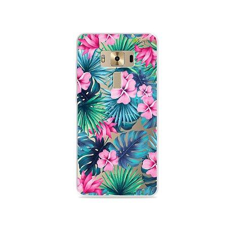 Capa para Zenfone 3 Deluxe - 5.7 Polegadas - Tropical