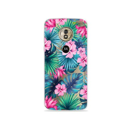 Capa para Moto G6 Play - Tropical