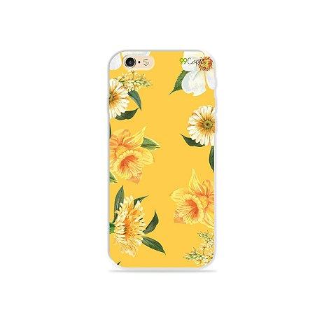 Capa para iPhone 6/6S - Margaridas