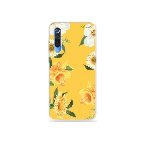 Capa para Xiaomi Mi 9 - Margaridas