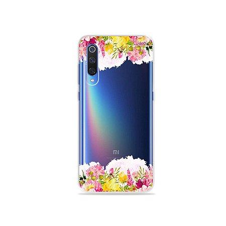 Capa para Xiaomi Mi 9 - Botânica