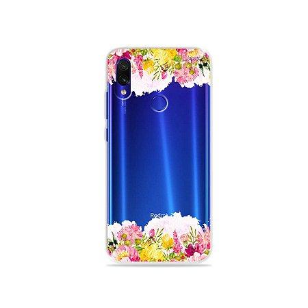 Capa para Xiaomi Redmi Note 7 - Botânica