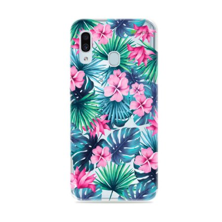 Capa para Galaxy A30 - Tropical