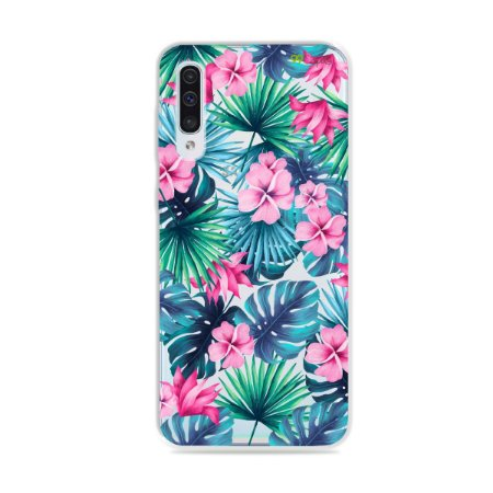 Capa para Galaxy A50 - Tropical