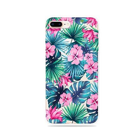 Capa para iPhone 7 Plus - Tropical
