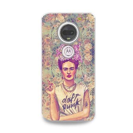 Capa para Moto G7 Plus - Frida