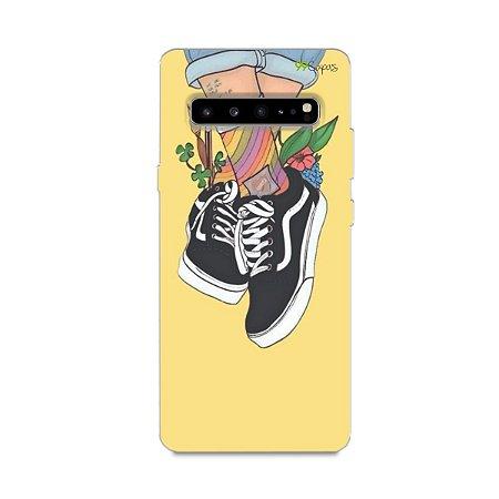 Capa para Galaxy S10 - Sneakers