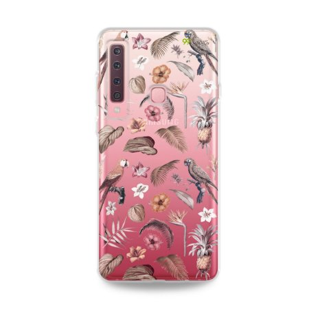 Capa para Galaxy A9 2018 - Sweet Bird