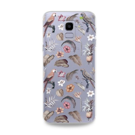 Capa para Galaxy J6 - Sweet Bird