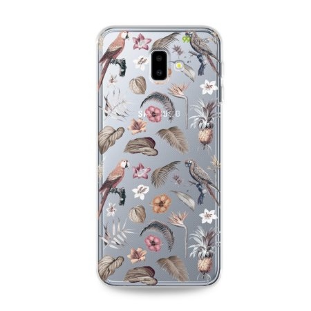 Capa para Galaxy J6 Plus - Sweet Bird