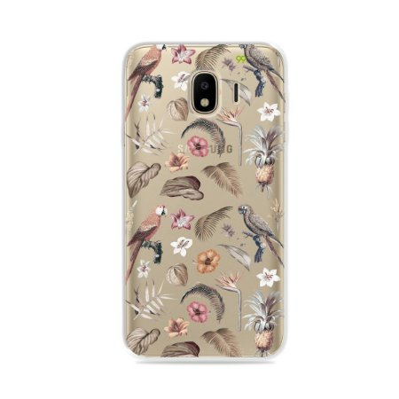Capa para Galaxy J4 2018 - Sweet Bird