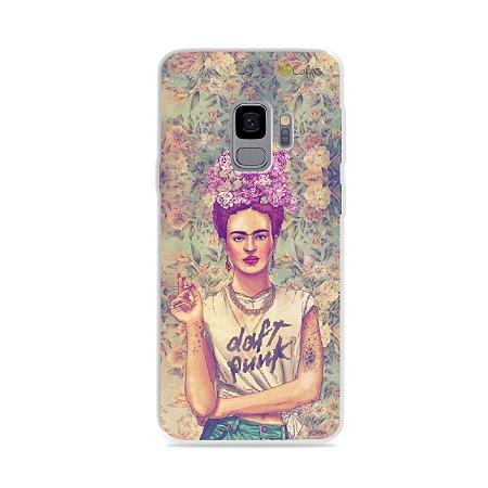 Capa para Galaxy S9 - Frida