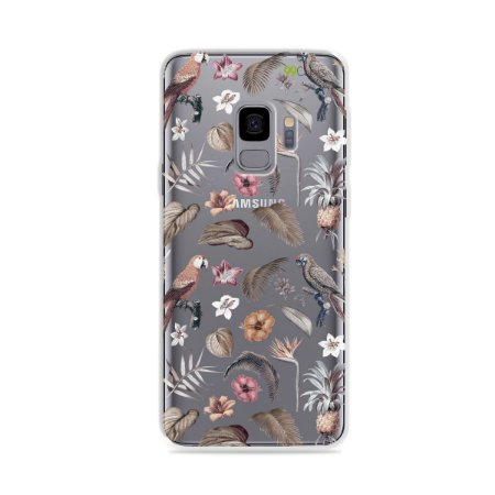Capa para Galaxy S9 - Sweet Bird